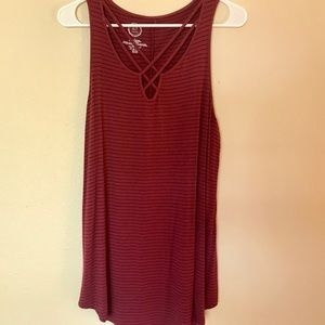 Maurices Strap Front Tank Top